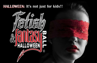 Immerse Yourself in Sin City's Hottest Halloween Ball